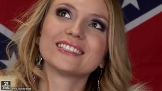 Sexy interview with amazing Nataly Von