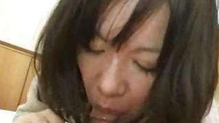 Makiko Nakane JAV Oldie Feasting ON Young Woody