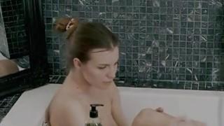 sweet portuguese masturbation in the bathroom