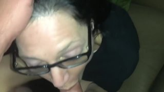Dick sucking, pussying licking and back to dick sucking untill I cum in her