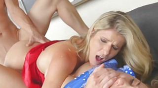 Cory Chase and Avalon Heart threesome