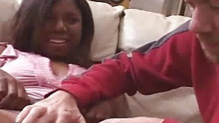 Young Black Slut Wife Trained To Fuck Like a Whore!