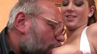 Grandpas vs Pretty Hot Teens