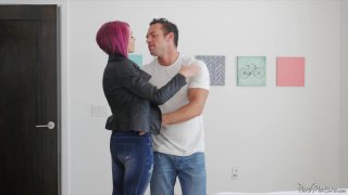 Anna Bell Peaks - Suicide Girl sex and creampie