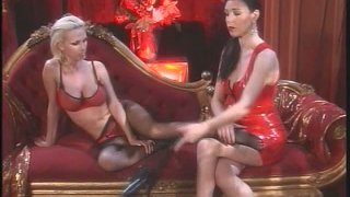 Nikki Benz and Anastasia Pierce perfectly complete each other
